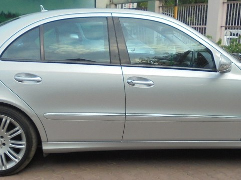 Buy Used 2007 Mercedes E Class in Jaipur