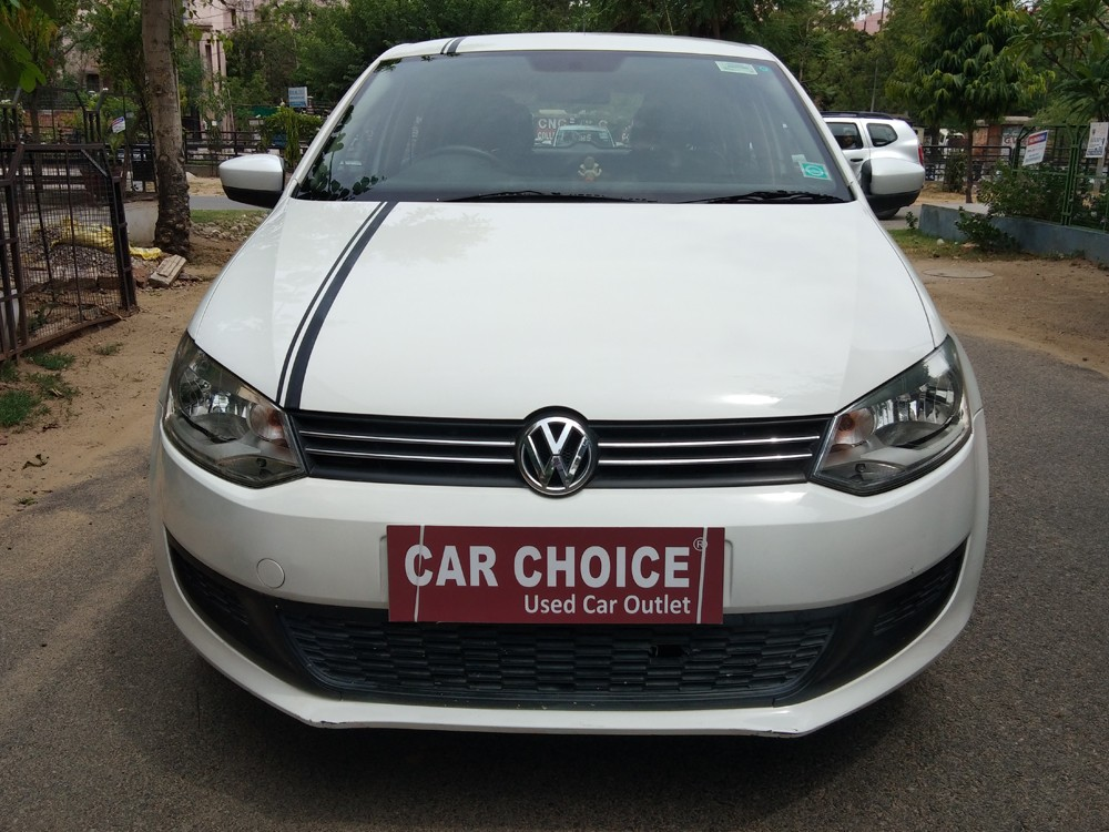 2012 Volkswagen Polo Highline Petrol