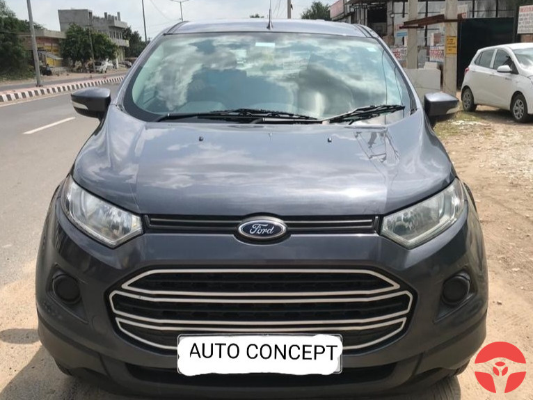 2016 Ford Ecosport Trend 1.5 Ti-VCT Manual