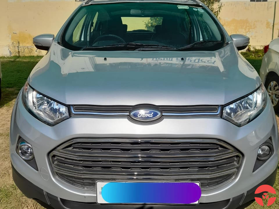 Buy Used 2014 Ford Ecosport in Jaipur