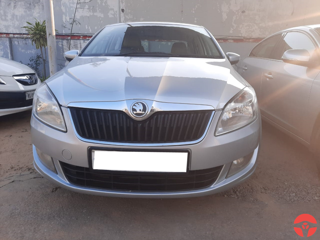 2016 Skoda Rapid ACTIVE 1.6 TDI Manual