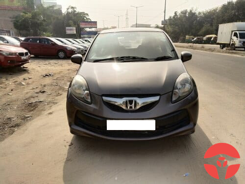 2014 Honda Brio EX Manual