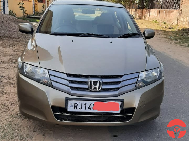 2010 Honda City 1.5 Corporate Manual