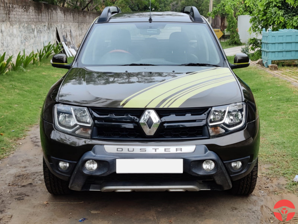 2018 Renault Duster 85 PS RXS