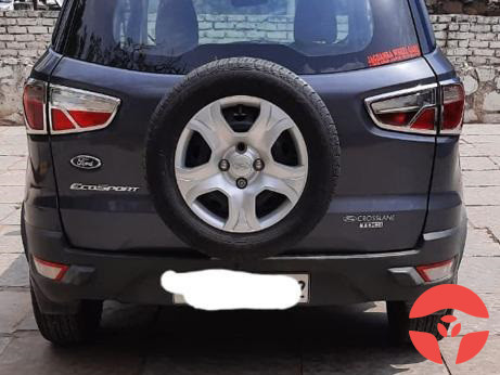 Buy Used 2016 Ford Ecosport in Jaipur