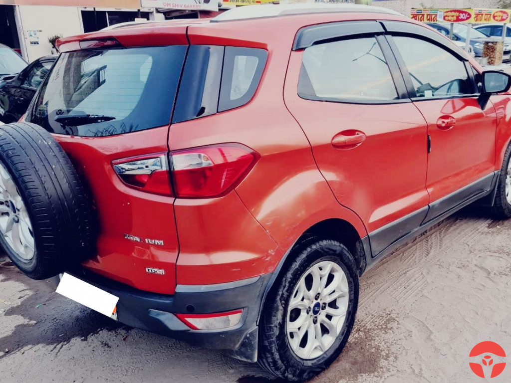 Buy Used 2013 Ford Ecosport in Jaipur